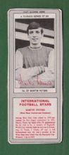 West Ham United Martin Peters England 21